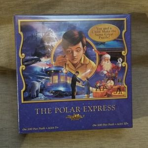 Other - 500 piece polar Express puzzle